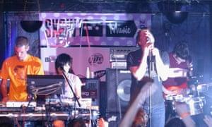 LCD Soundsystem in 2005.
