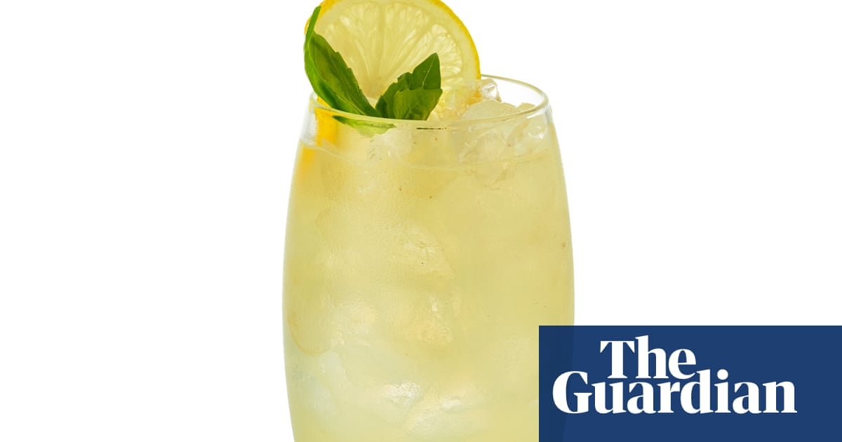 Cocktail of the week: Cin Cin's lively australiano – recipe