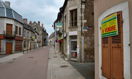 Varzy central France