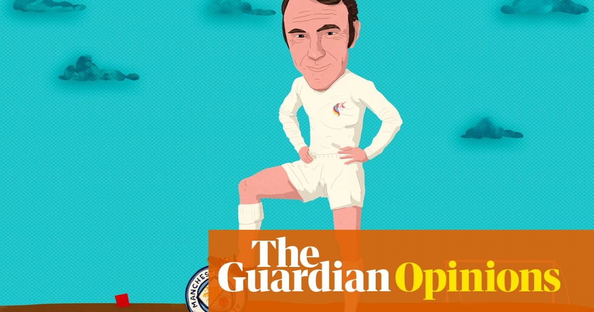 From Greaves in 66 to Manchester City, many football fans live in alternate reality