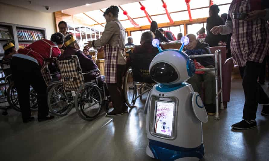 technology social care