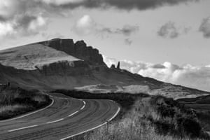 The Road North, Isle of Skye, by Fraser Wotherspoon.