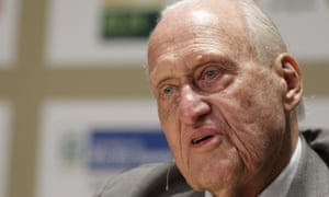 Former Fifa president João Havelange may have implicated Sepp Blatter in the ISL $100m case from 2010.