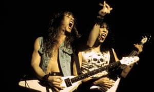 Puppet masters … Metallica.