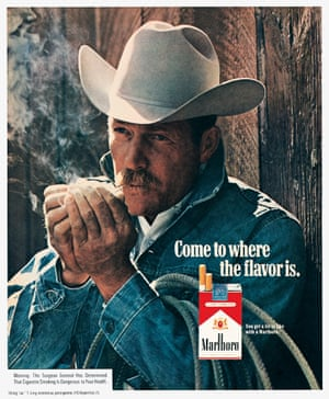 This 1973 ad was one of many in that era aimed at dispelling negative health reports, instead focusing its message on flavor