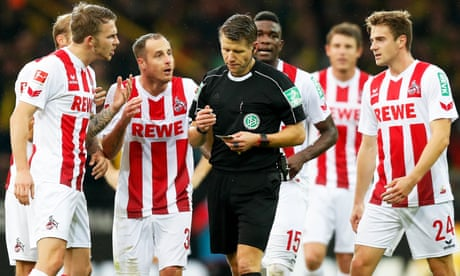 Woe of Cologne continues amid latest video replay stink   Andy Brassell