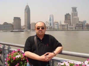 Kim Jong-nam, in a photograph taken from his Facebook page.