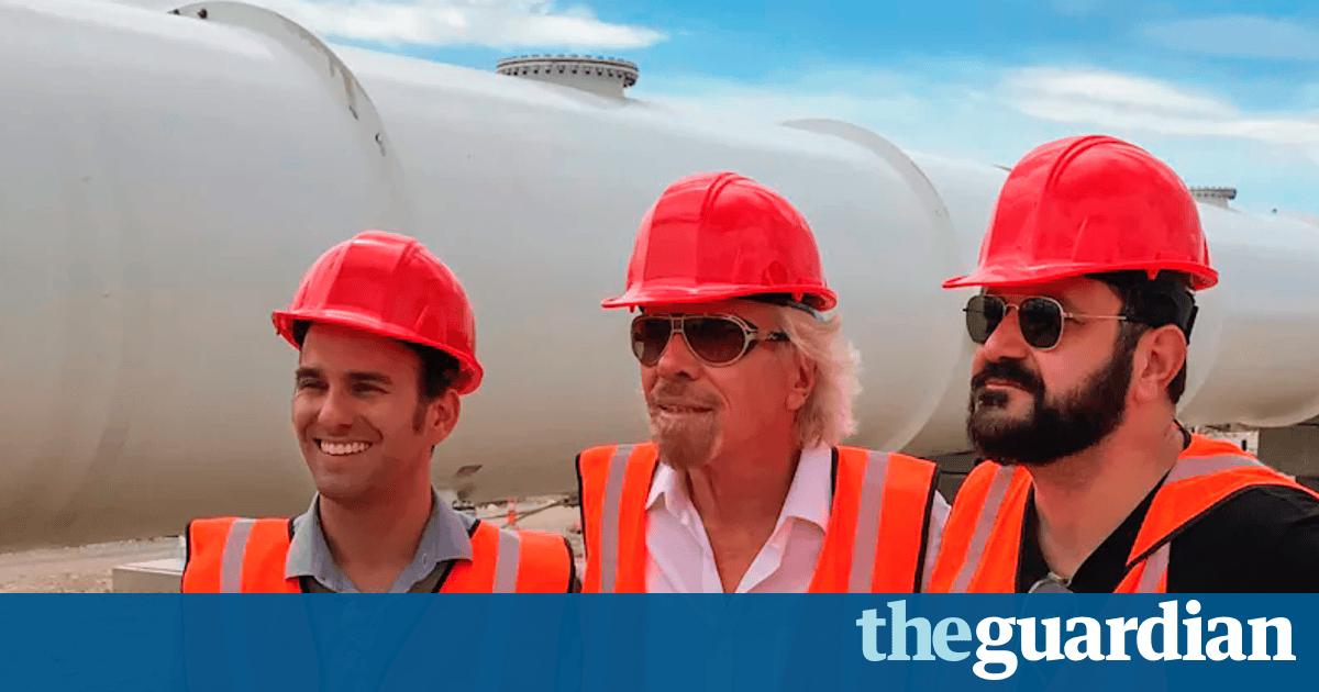 Richard Branson's Virgin Group invests in Hyperloop One