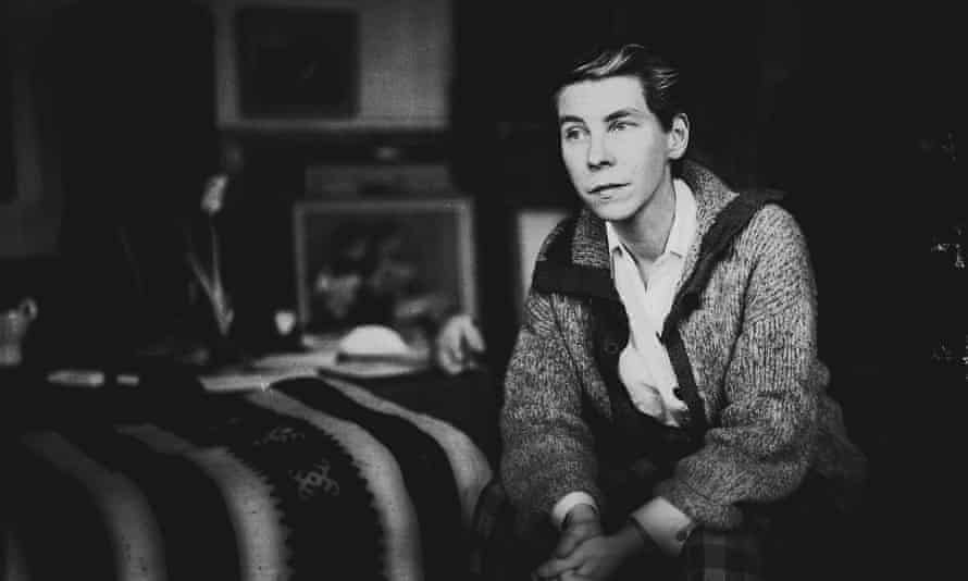 Tove Jansson, pictured in 1955.
