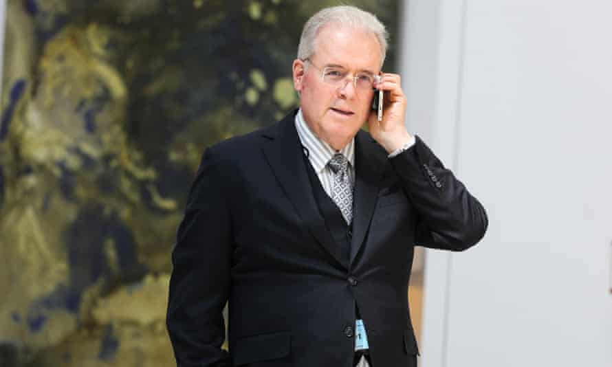 'US billionaire Robert Mercer may have played a questionable role in our EU referendum.'