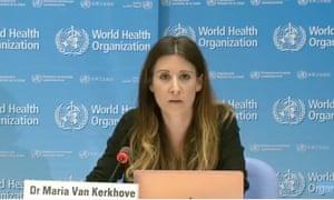 Dr Maria van Kerkhove