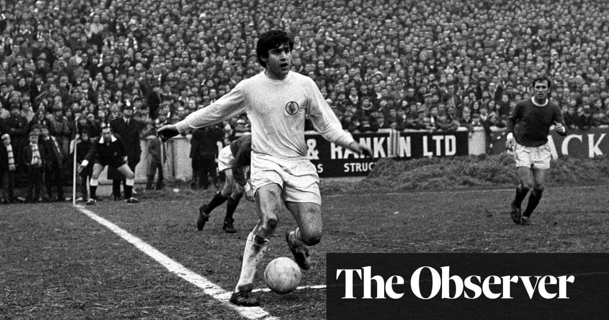 Peter Lorimer: a Leeds legend who had dynamite in his boots