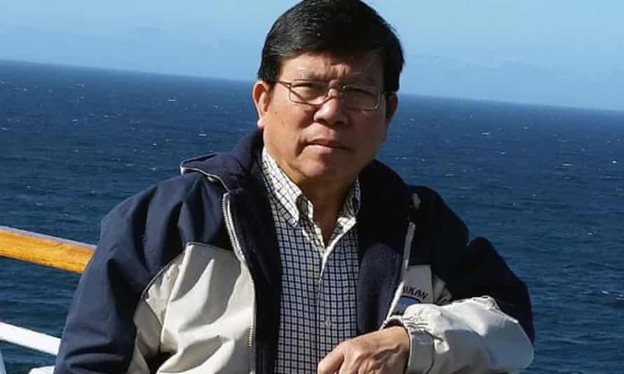 Retired Sydney baker Chau Van Kham has lost his appeal in a Vietnamese court against a 12-year sentence for 'financing terrorism'.