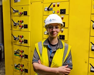 Laurie-ann Sutherland Smith is a reliability engineer at Musk Process Services