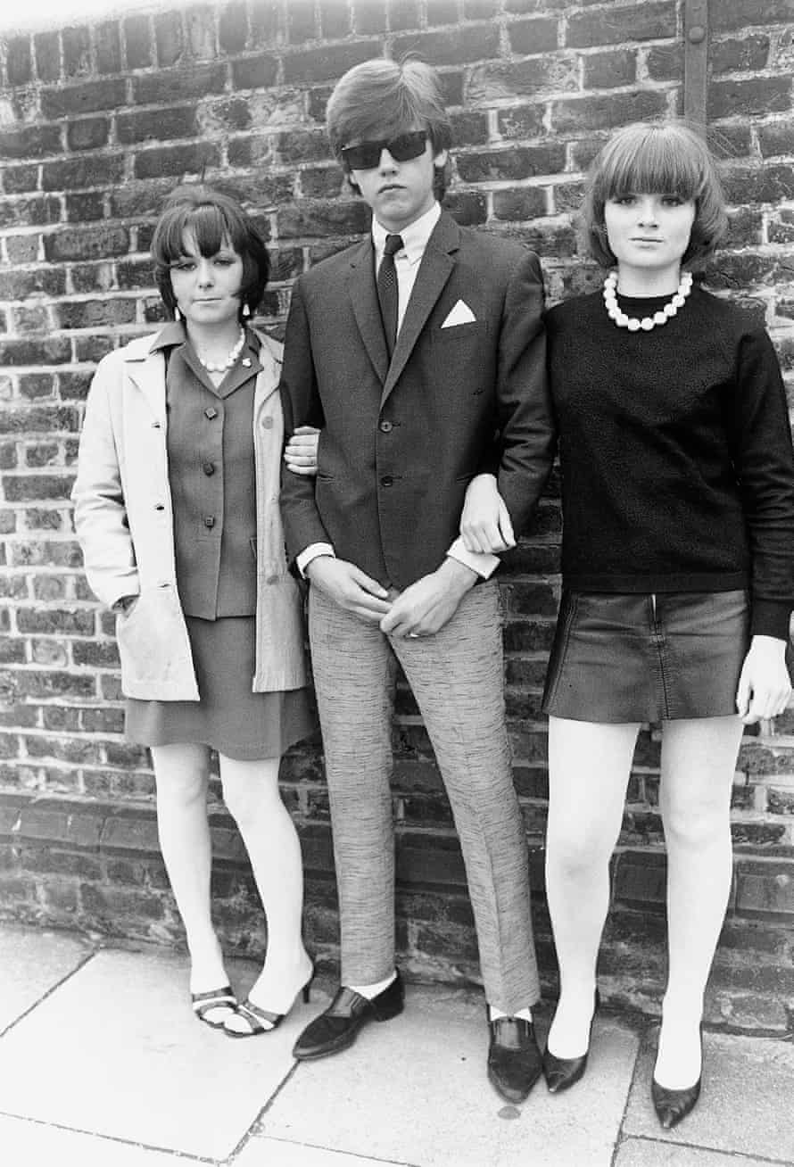 'Mod to the core, so immaculate': Mods, Streatham, 1976.
