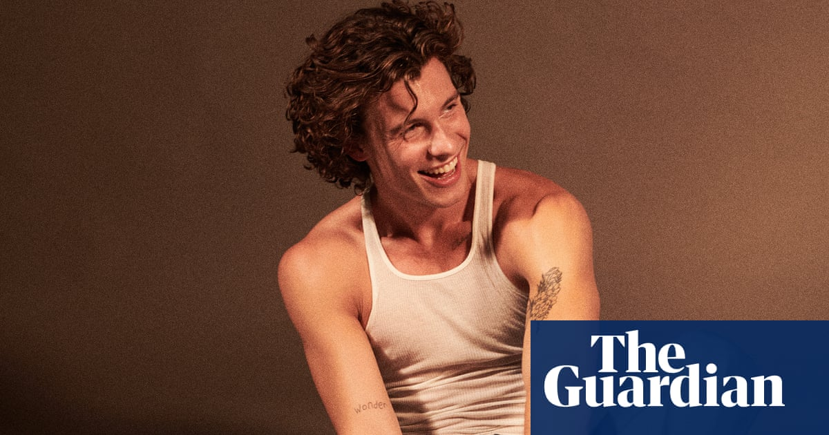 Shawn Mendes: The fear strangled me. I really fell down
