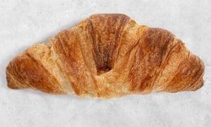 Pret A Manger croissant