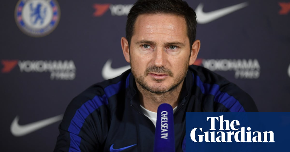 Frank Lampard calls José Mourinho's criticism of Antonio Rüdiger disappointing – video