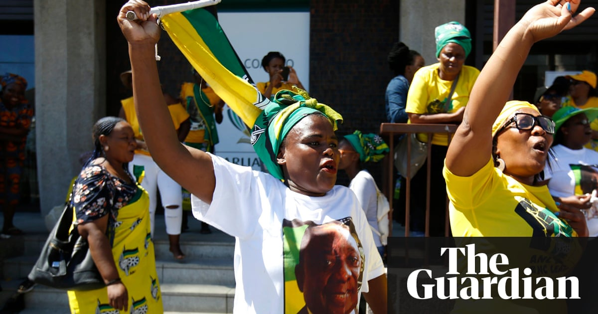 'Better the devil we know': South Africans on Cyril Ramaphosa