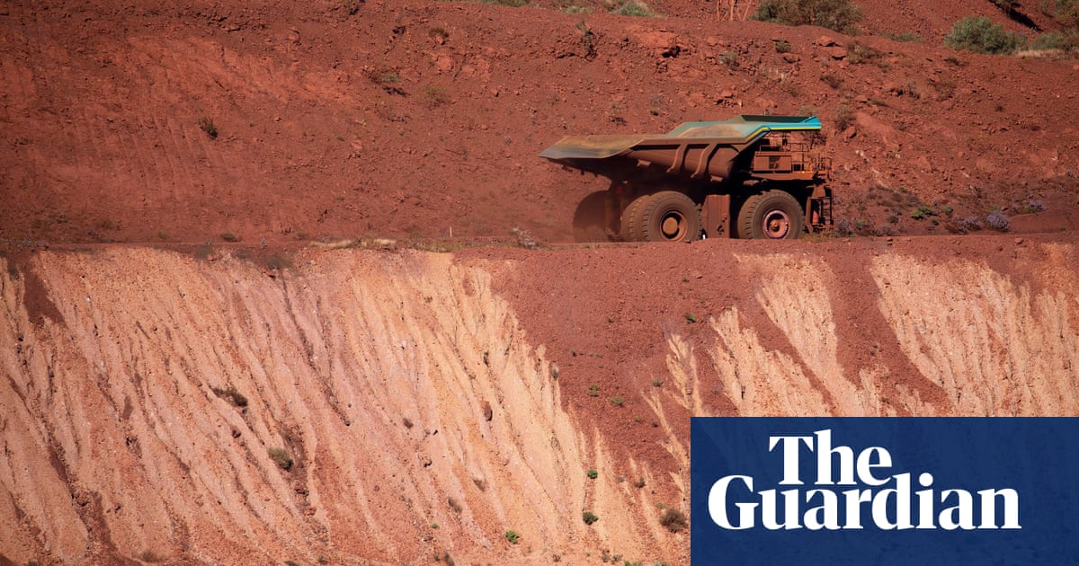Potential collapse of Chinese property developer Evergrande could hit Australian iron ore exports - The Guardian