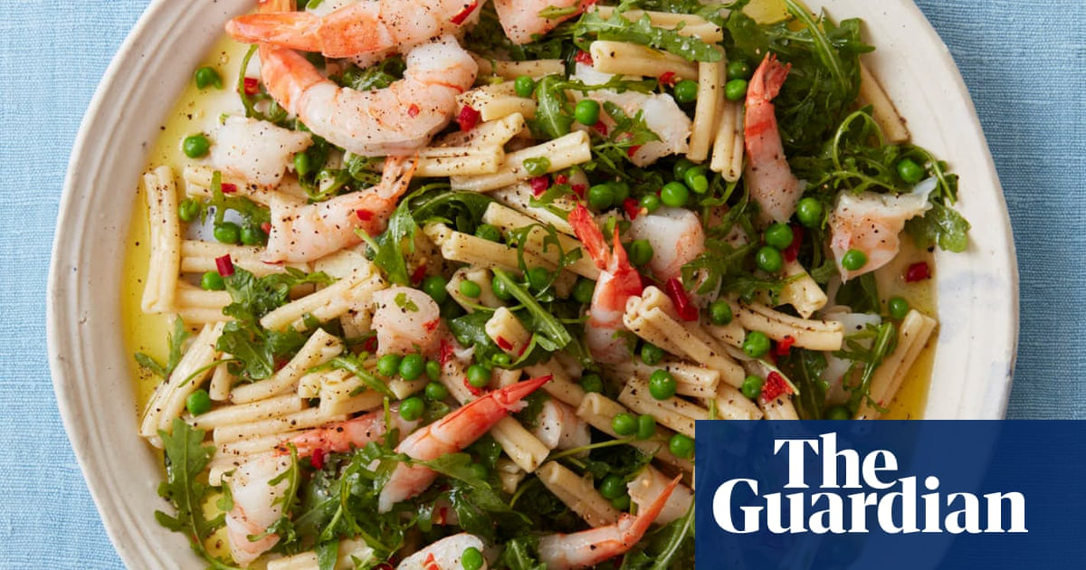 Prawn perfection: 10 delicious shrimp dishes – from coconut curry to pea and chilli pasta