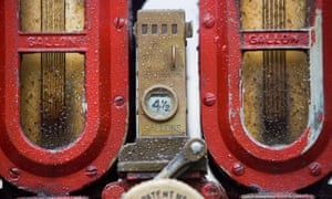 A surge in oil prices could add up to £5 to cost of filling up a family car and push up household energy bills.