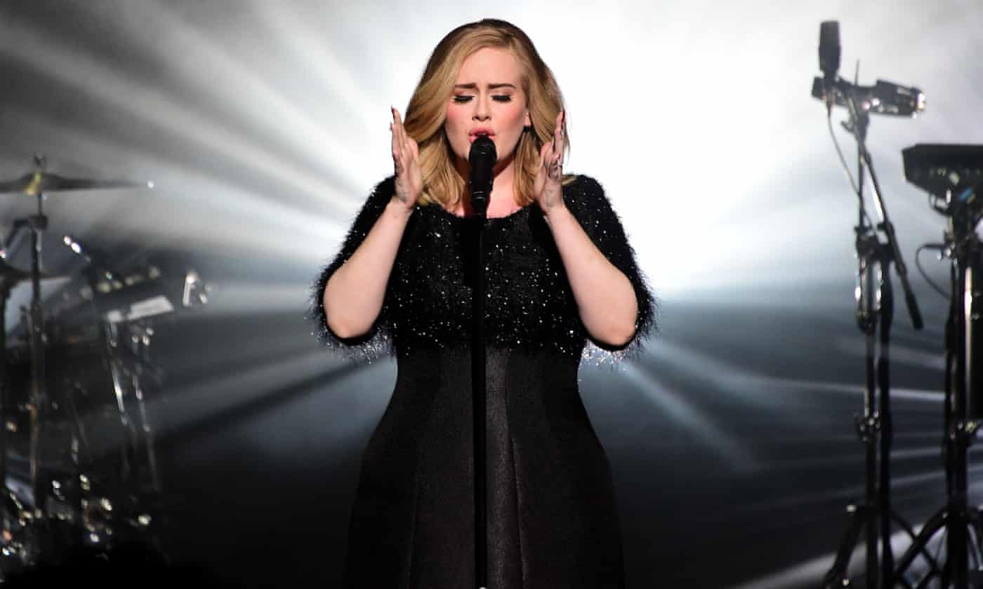 Adele says stardom was like an 'out-of-body experience'