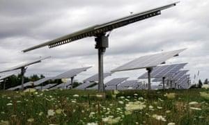 Solar panels, South Burlington
