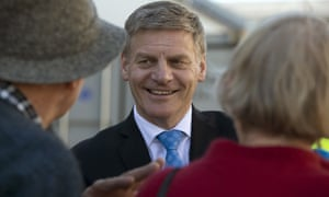 Bill English has found himself behind in the polls for the first time.