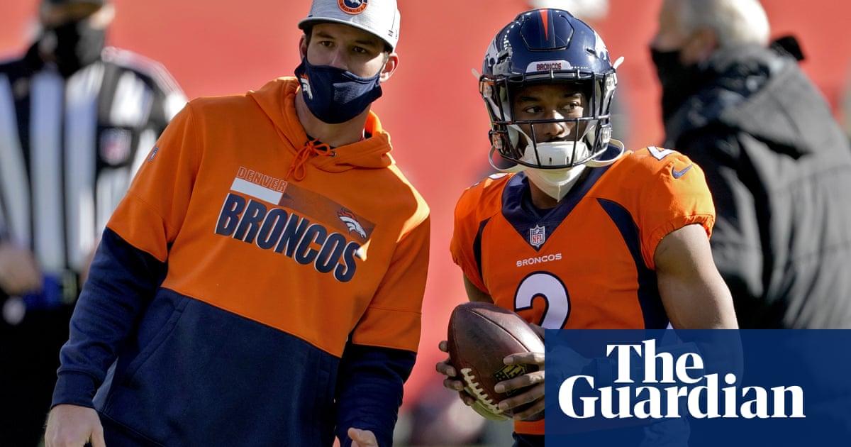 Broncos play Saints with no quarterback as Covid-19 ravages NFL