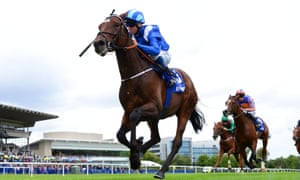 Epsom Derby Prendergast Optimistic That Madhmoon Can Cure
