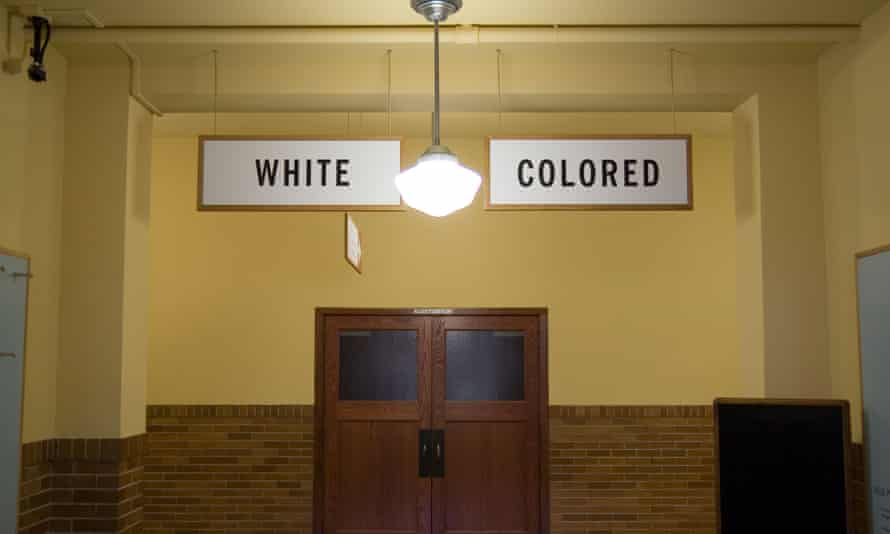 Race is the 'language' in which Americans have been 'trained to see humans', writes Isabel Wilkerson.