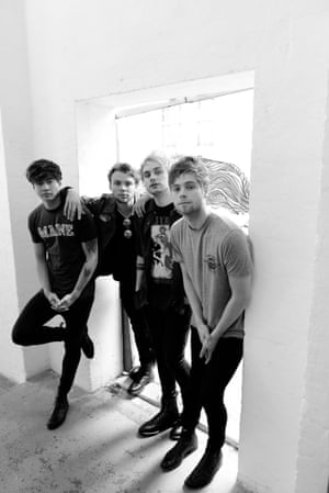 5 Seconds of Summer will release their new album Sounds Good Feels Good on 23 October.