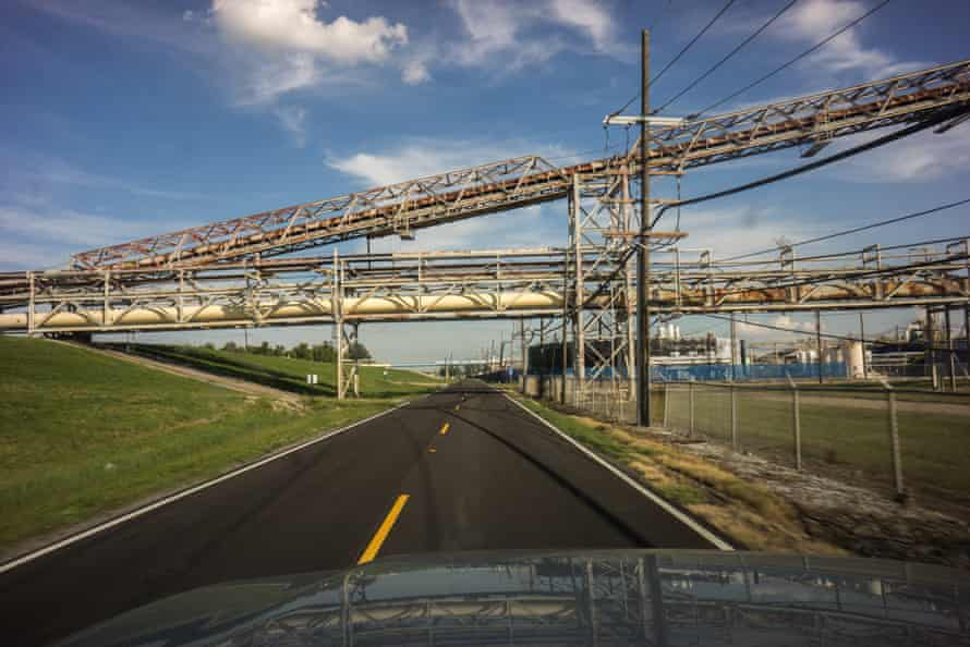 The heavily polluted region between Baton Rouge and New Orleans is known colloquially as 'Cancer Alley'.