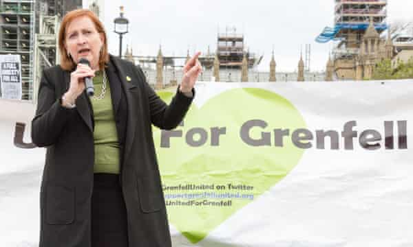 Emma Dent Coad, former MP for Kensington