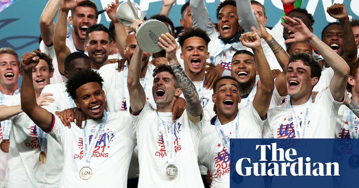 Why the USMNT's road to the World Cup looks clear after years of toil