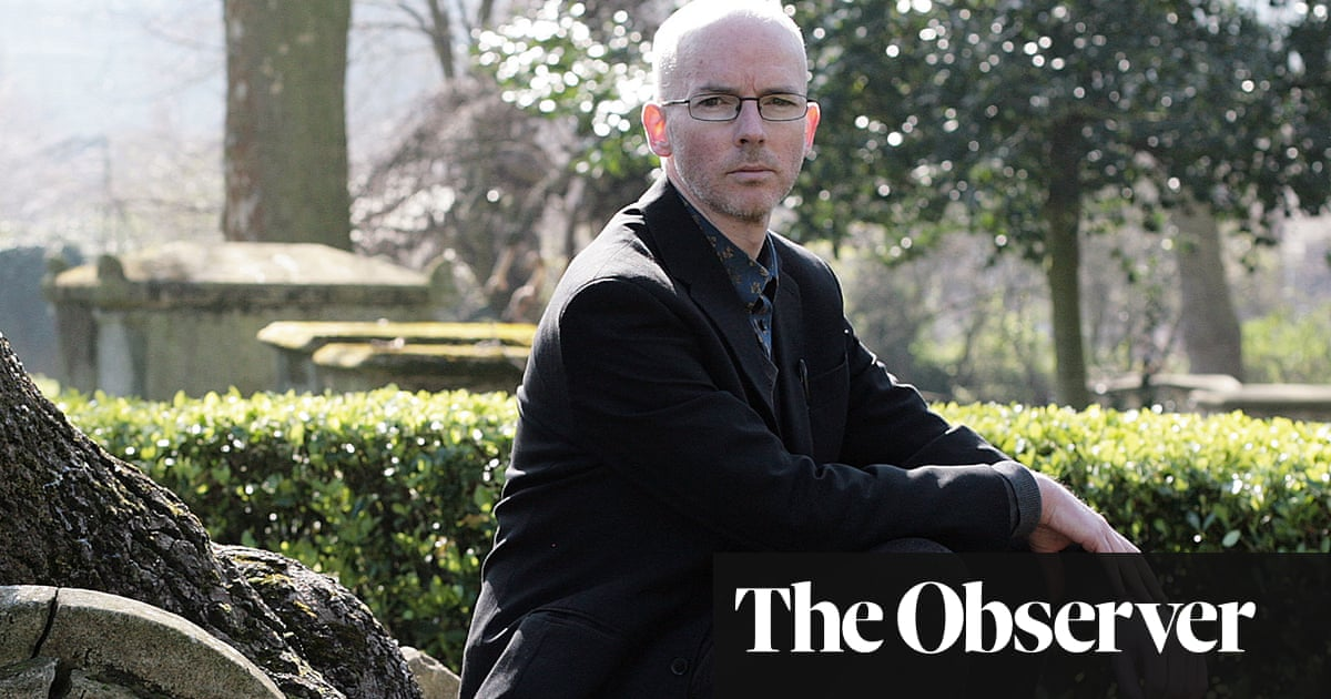 Lean Fall Stand by Jon McGregor review – slogging it out in the frozen wastes