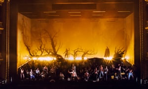 William Tell at the Royal Opera House