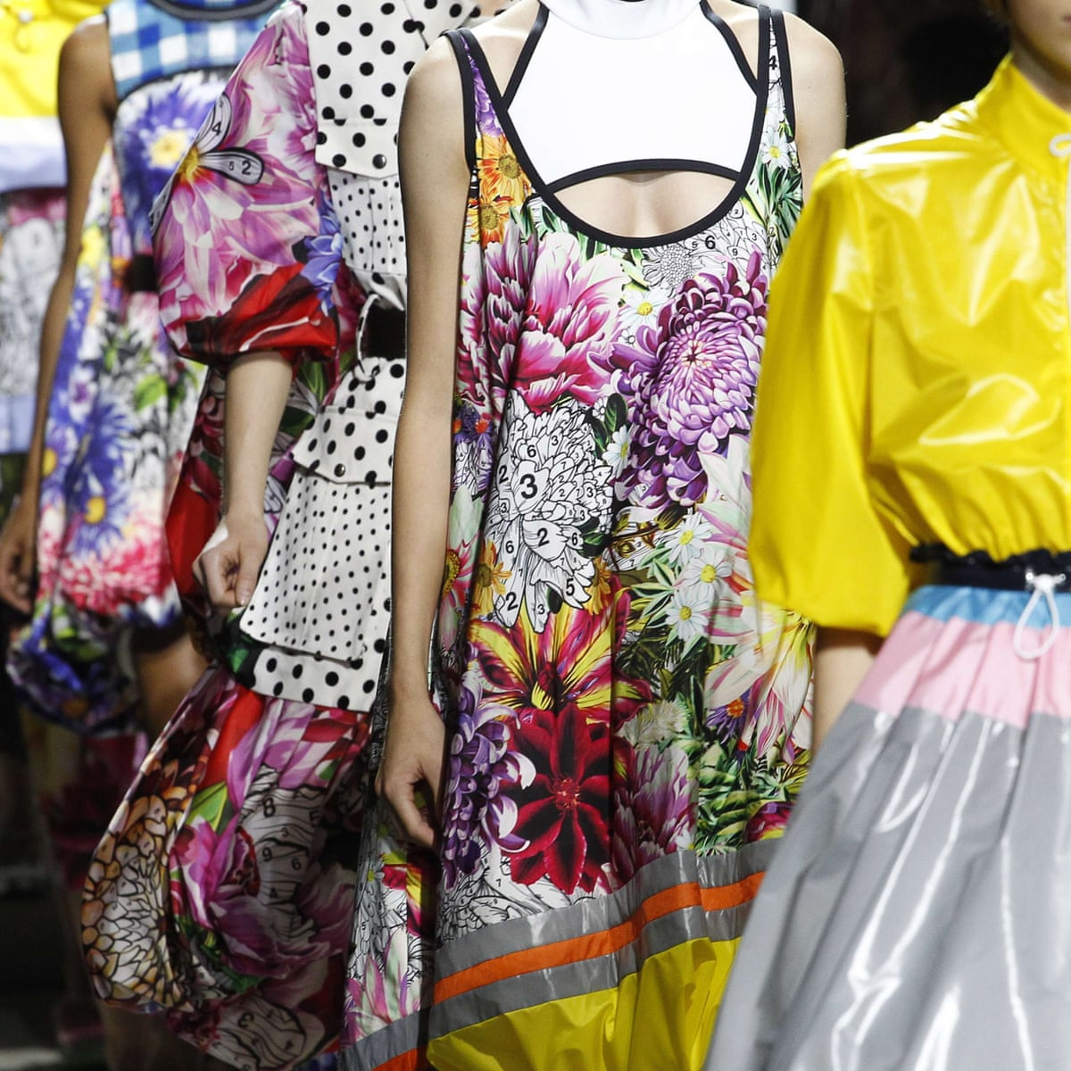 Mary Katrantzou I M One Of Those Designers Who Only Ever Wears Black Fashion The Guardian