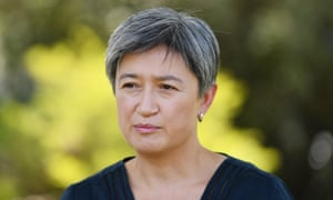 Labor Senator Penny Wong raised the challenges facing women in a speech in Adelaide.