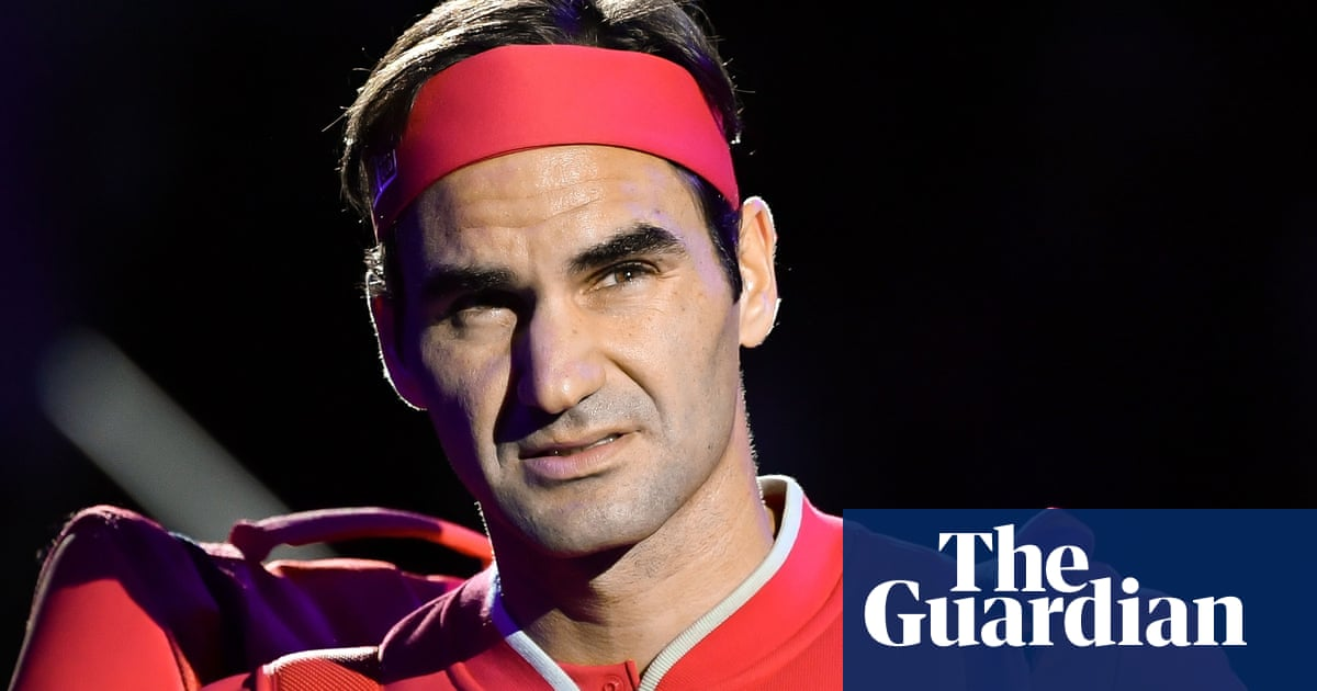 Roger Federer will not go quietly but knee surgery raises questions | Kevin Mitchell