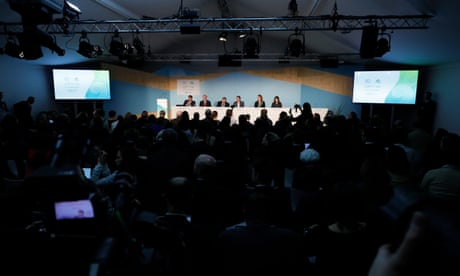 'Tobacco at a cancer summit': Trump coal push savaged at climate conference