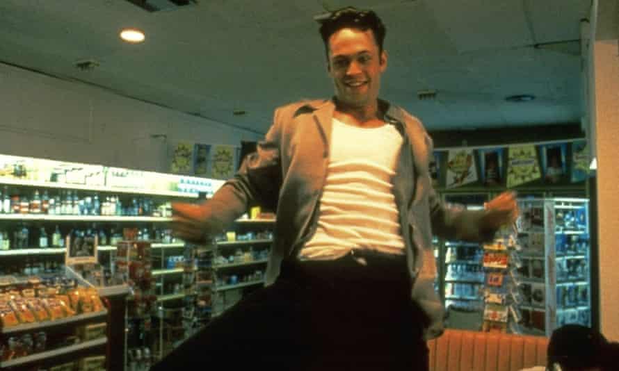 Vince Vaughn in Swingers.