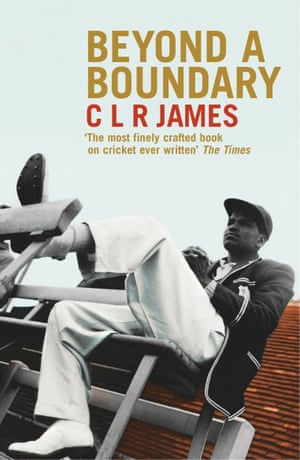 Front cover of the book Beyond a Boundary by CLR James