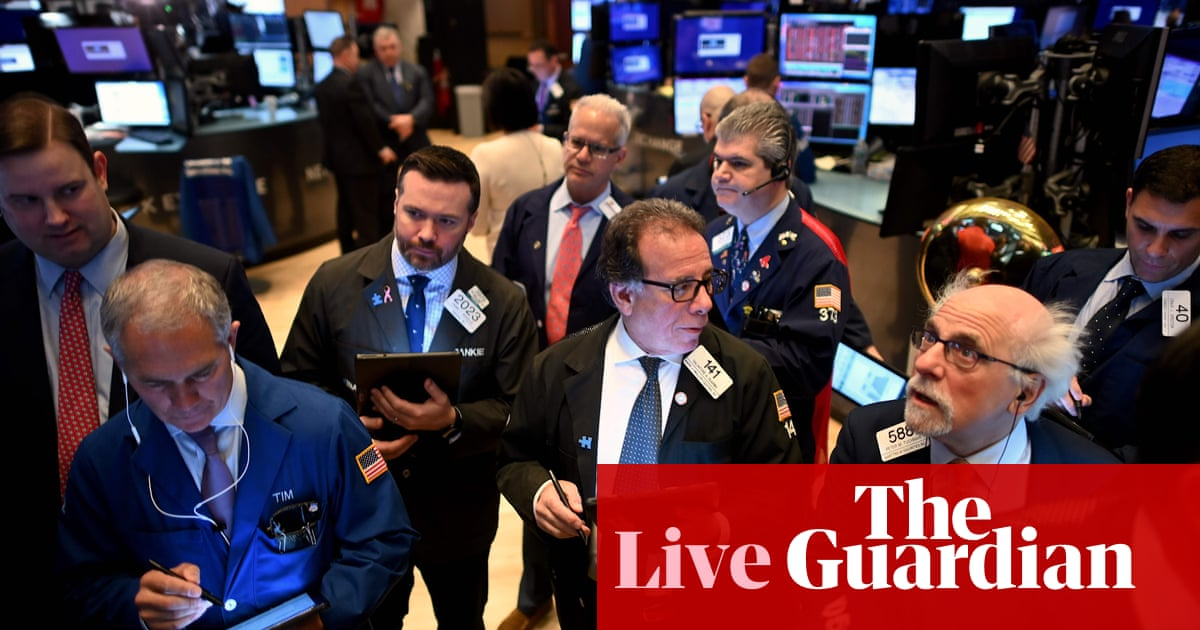 El presidente de la Fed, Powell, intenta calmar los mercados en medio de la peor venta desde 2008 58