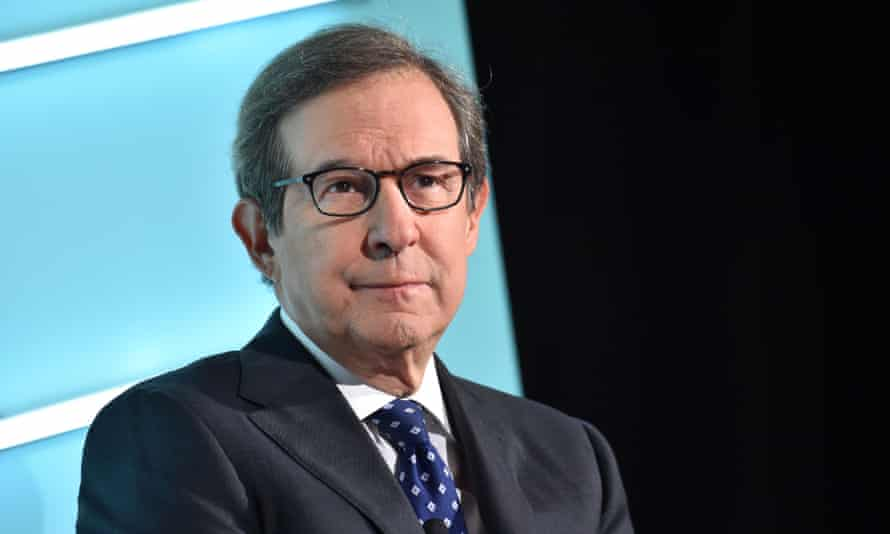 Chris Wallace was speaking at an event in Washington.