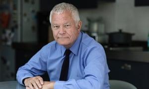 Anthony Douglas, outgoing chief executive of Cafcass