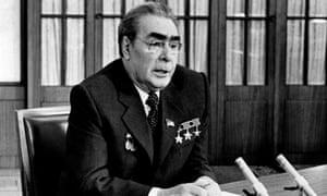 Leonid Brezhnev in 1972.
