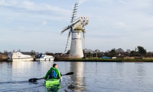 Norfolk Outdoor Adventures, Norfolk