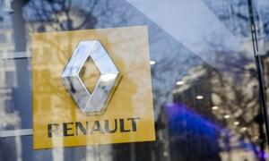 Renault showroom